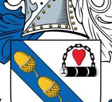 Morehead Coat of Arms (Scottish) Sticker