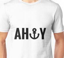 AHOY ANCHOR Unisex T-Shirt