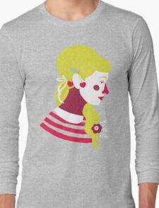 cherries on your ears Long Sleeve T-Shirt