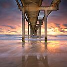 Fingal Sand Pumping Jetty by Maxwell Campbell