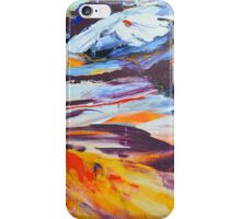 Tsunami iPhone Case/Skin