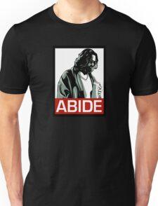 Jeff Lebowski (the dude) abides - the big lebowski Unisex T-Shirt