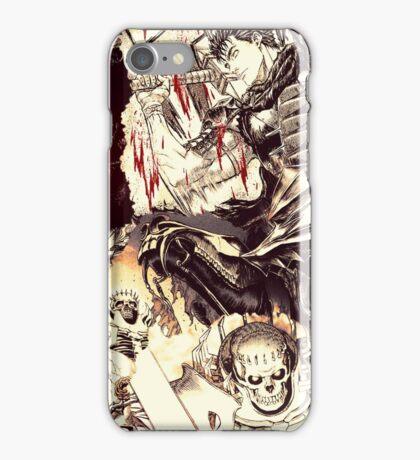 Berserk Artwork iPhone Case/Skin