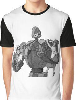 Laputa; Castle In The Sky Graphic T-Shirt