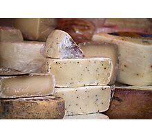 local cheese Photographic Print