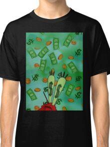 Raining Money Krabs Classic T-Shirt