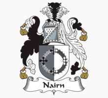 Nairn Coat of Arms (Scottish) Kids Clothes
