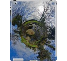 Stepping Stones Across Kilkeel River, County Down iPad Case/Skin