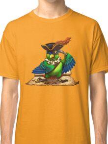 Pirate Parrot Classic T-Shirt