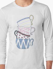 Cups Long Sleeve T-Shirt