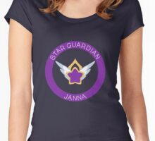 Guardian Star Janna Color Women's Fitted Scoop T-Shirt