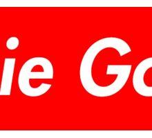 Fixie Goon Box Logo  Sticker