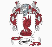 Ormiston Coat of Arms (Scottish) Kids Clothes