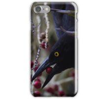 Loving Those Berries iPhone Case/Skin