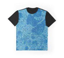 Ocean Ripple Graphic T-Shirt