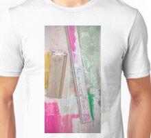 Pink Bits Unisex T-Shirt