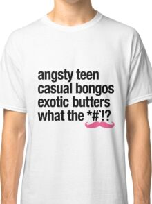 Markiplier Sister Location Quotes  Classic T-Shirt