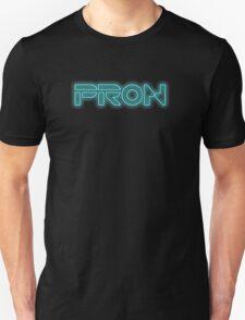 PRON. (Tron parody) T-Shirt
