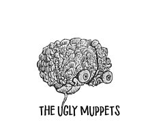 Your Brain on The Ugly Muppets Photographic Print