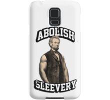 Abraham Lincoln - Abolish Sleevery Samsung Galaxy Case/Skin