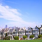 The Painted Ladies by Alex Cassels