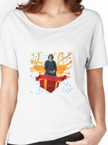 All I want for Christmas is Jamie Fraser!  Women's Relaxed Fit T-Shirt