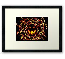 Molten Bowser Framed Print