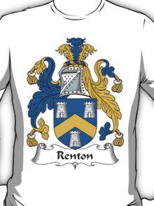 Renton Coat of Arms (Scottish) T-Shirt