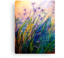 Wild is the Wind Canvas Print