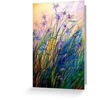 Wild is the Wind Greeting Card