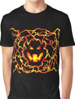 Molten Bowser Graphic T-Shirt