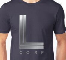 L Corp Logo Swag - CW's Supergirl Unisex T-Shirt