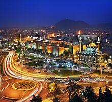 Nights in Kayseri - Turkey by Hercules Milas