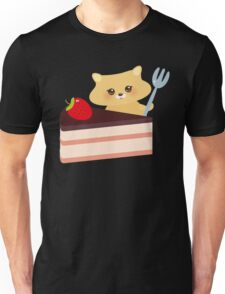 Cute Hamster  Unisex T-Shirt