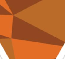 Triangulation Sticker