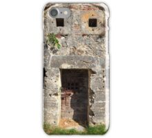 Stone gate II iPhone Case/Skin
