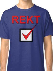 REKT Classic T-Shirt