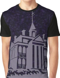 Haunted Mansion - West Coast Edition Graphic T-Shirt