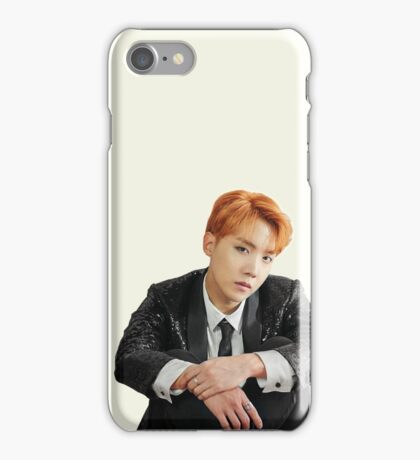 J-Hope Wings Concept Photo 2.0 iPhone Case/Skin