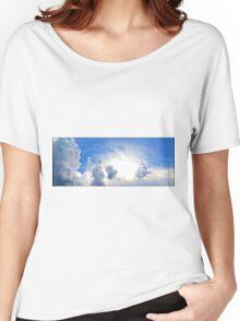 Cloudscape Women's Relaxed Fit T-Shirt