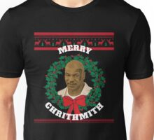 Merry Chrithmith Funny Christmas T-Shirt Unisex T-Shirt