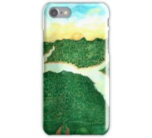Long Valley iPhone Case/Skin