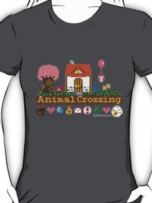 Animal Crossing home sampler T-Shirt