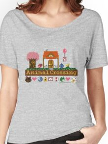 Animal Crossing home sampler Women's Relaxed Fit T-Shirt