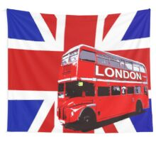 This is London Wall Tapestry