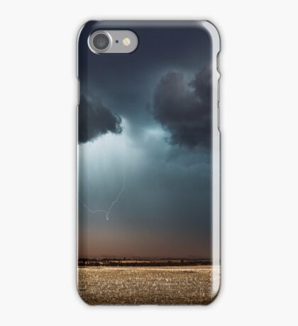 Goomalling Ominous Skies iPhone Case/Skin