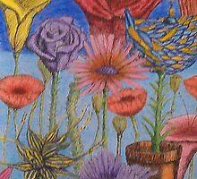 Ilonas' Garden by Dylano1
