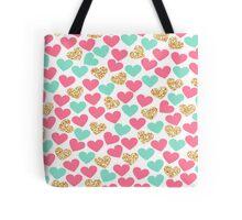 Heart pops Tote Bag