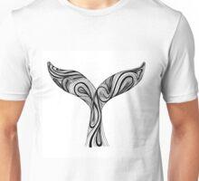 Whale tail Unisex T-Shirt