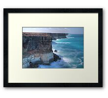 The Beautiful Southern Ocean Framed Print